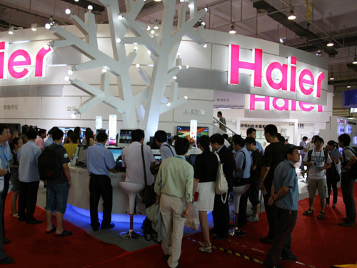 haiers strategy in china