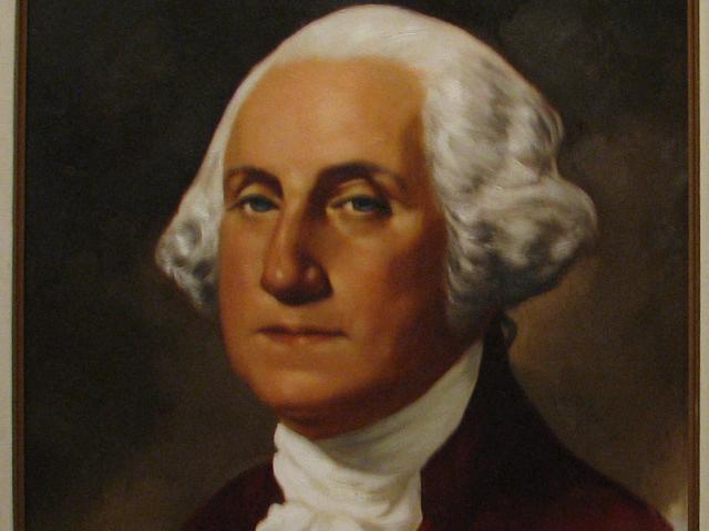 George Washington Slept Here: The Declaration Of Independence: USA