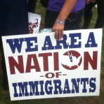 Immigration Reform Rally, Boston 2013