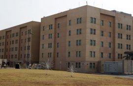 Embassy facade