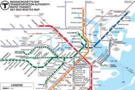 mbta map